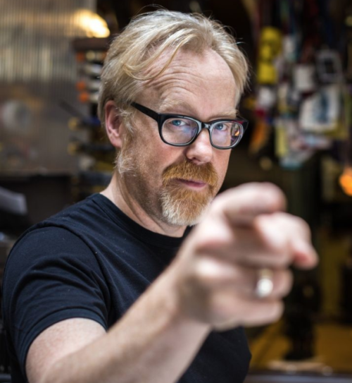 ADAM SAVAGE  EL CAZADOR DE MITOS, VENDRÁ A MÉXICO, PARA CLAUSURA DE TALENT LAND 2020