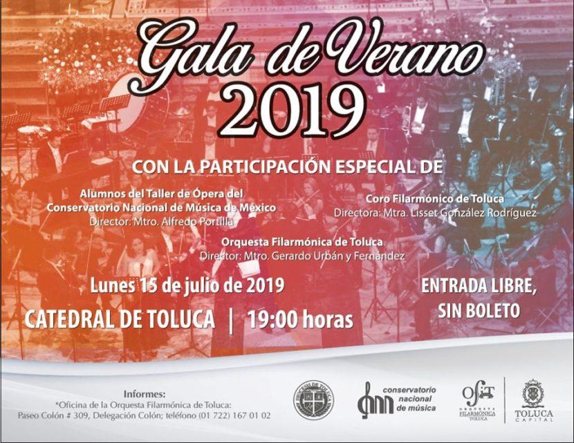 INVITA OFiT A LA GALA DE VERANO 2019