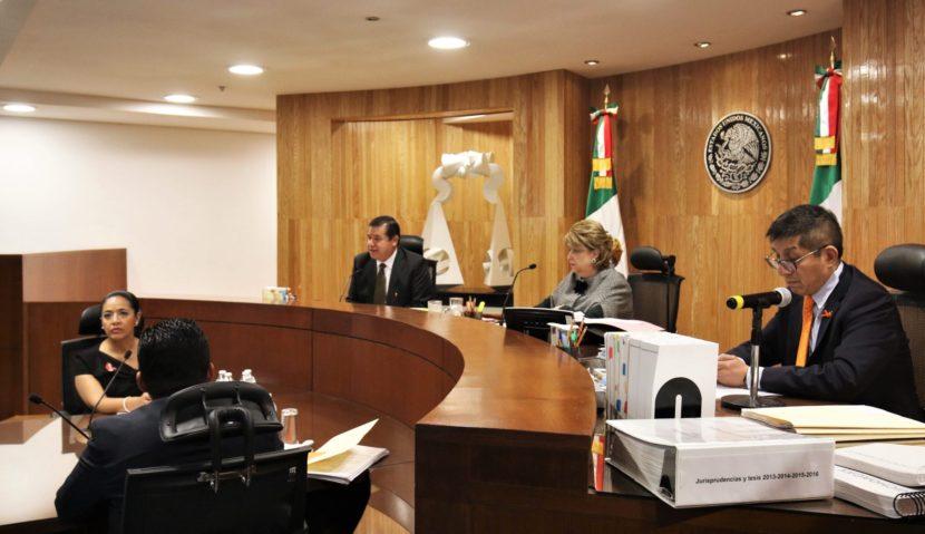 LA SALA REGIONAL TOLUCA CONFIRMÓ LA SENTENCIA DEL TRIBUNAL ELECTORAL DE MICHOACÁN