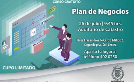 """OFRECE TOLUCA CURSO """"PLAN DE NEGOCIOS"""" PARA PyMES, SERÁ GRATIS"""
