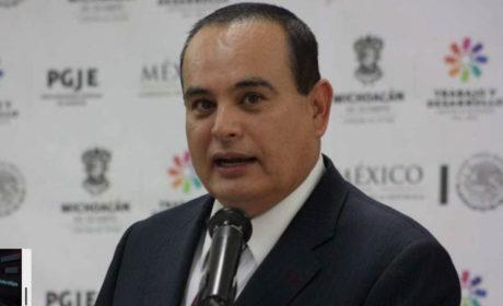 CAE HELICÓPTERO EN MICHOACÁN; MUEREN TITULARES DE SSP Y SEGURO POPULAR