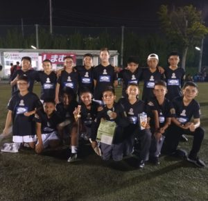 OBTIENE TOLUCA CUARTO LUGAR EN EL TORNEO INTERNACIONAL INFANTIL DE SAITAMA 2019
