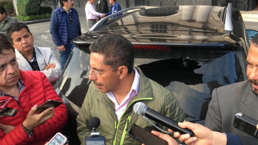 TALAMONTES DISPARAN CONTRA PRESIDENTE DE OCUILAN
