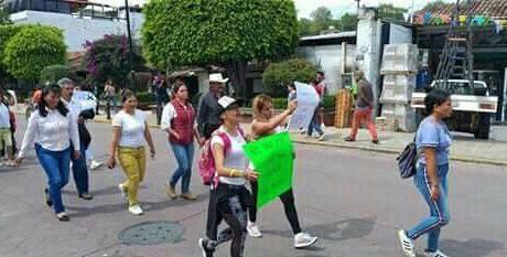 MARCHAN POR BRENDA EN VALLE DE BRAVO