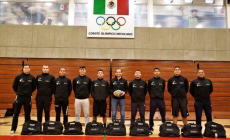APOYAN A DEPORTISTAS MEXIQUENSES QUE ACUDIRÁN A LOS JUEGOS PANAMERICANOS LIMA 2019