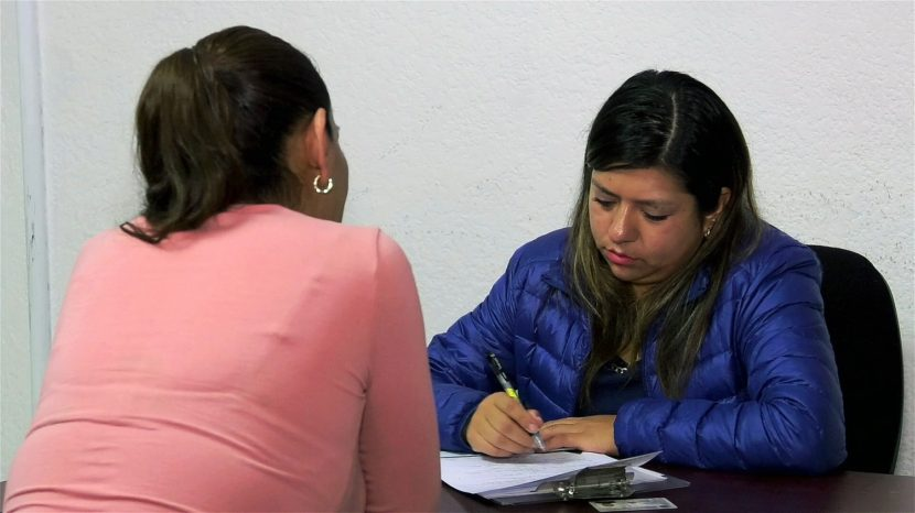 COMBATEN VIOLENCIA DE GÉNERO CON APLICACIÓN MÓVIL RED NARANJA