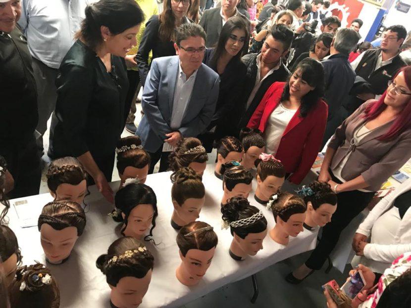 VINCULA ICATI A PERSONAL CAPACITADAS EN LAS EDAYO CON EL SECTOR PRODUCTIVO