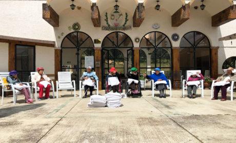 COLABORAN JAPEM Y FUNDACIÓN POSADAS A FAVOR DE PERSONAS DE ESCASOS RECURSOS