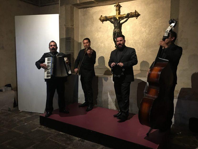 CONTINÚAN TERTULIAS CULTURALES EN EL MUSEO VIRREINAL DE ZINACANTEPEC