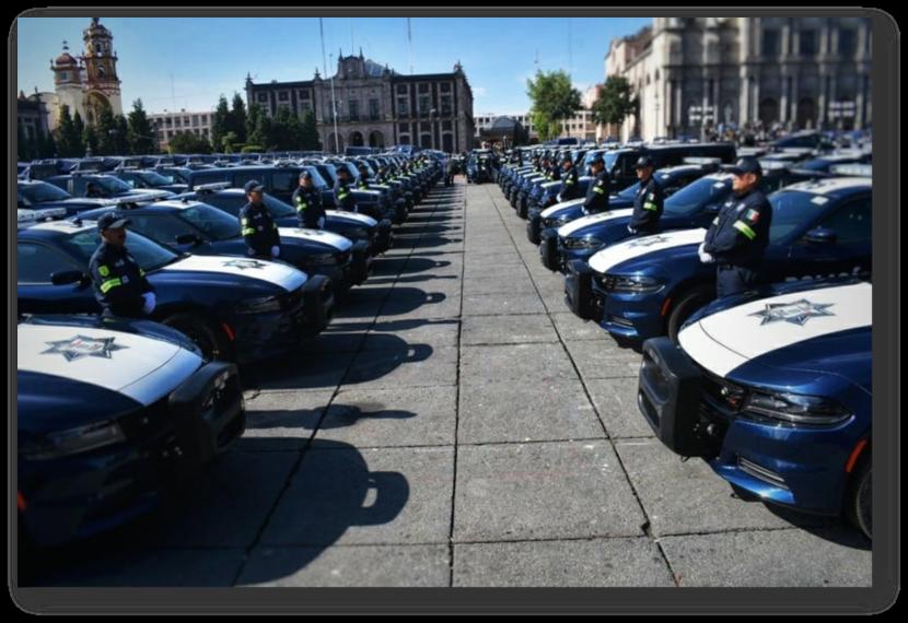 REACCIONAN MIEMBROS DE LA POLICÍA ESTATAL CONTRA «MALOS ELEMENTOS» DE LA SECRETARIA DE SEGURIDAD