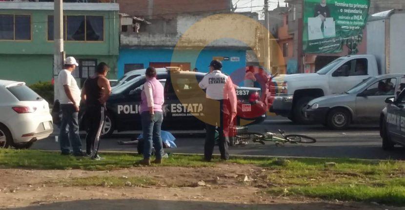 MUERE REPARTIDOR ARROLLADO POR AUTOMÓVIL EN LAS TORRES