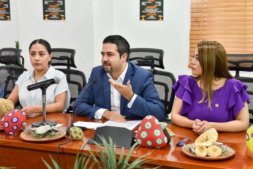 LEGISLADORES DEL PAN INVITAN A LA PRIMERA FERIA DEL HONGO EN JILOTZINGO
