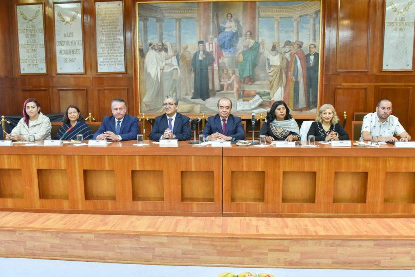 LLAMA JULIANA ARIAS A ACTUALIZAR CATÁLOGO DE PUEBLOS Y COMUNIDADES INDÍGENAS DEL EDOMÉX