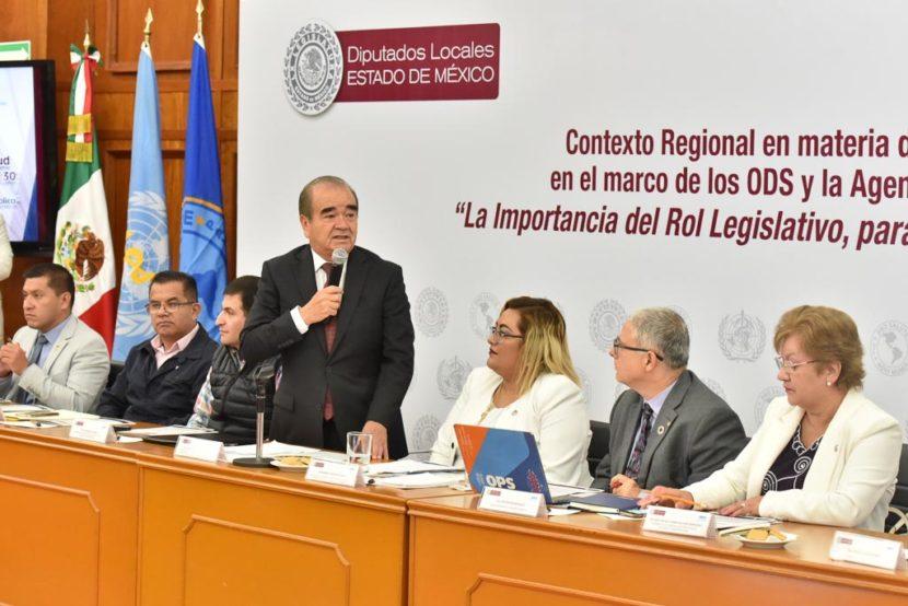 NECESARIO, UN MARCO JURÍDICO VANGUARDISTA EN MATERIA DE SALUD: MAURILIO HERNÁNDEZ