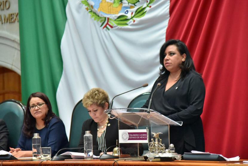 IMPULSA LA 60 LEGISLATURA LEYES DE AUTÉNTICA REPRESENTACIÓN  SOCIAL: VIOLETA NOVA GÓMEZ