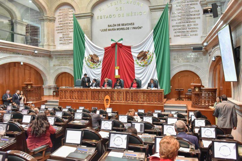 RENDIR BUENAS CUENTAS A LOS MEXIQUENSES: GRUPOS PARLAMENTARIOS