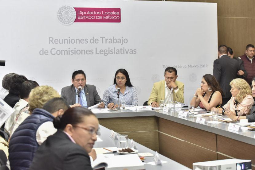 APRUEBAN COMISIONES LEGISLATIVAS EXHORTO A MUNICIPIOS PARA EVITAR NEPOTISMO