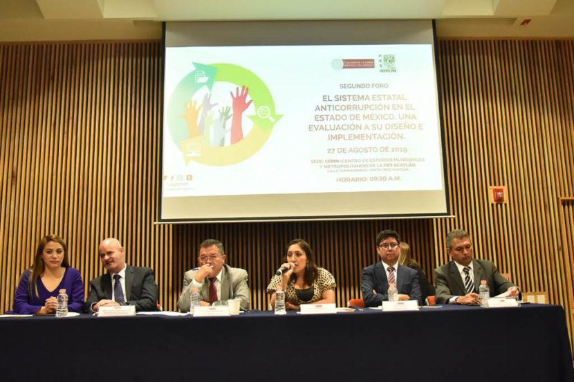 BUSCAN DIPUTADOS FORTALECER EL SISTEMA ANTICORRUPCIÓN