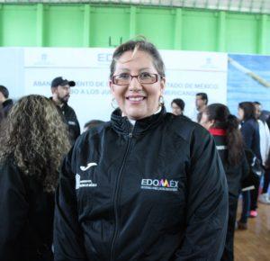 RECONOCE PRESIDENTA DEL COMITÉ PARALÍMPICO MEXICANO POTENCIAL DE ATLETAS MEXIQUENSES