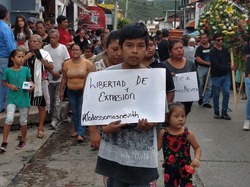 BUSCAN BLINDAR A FAMILIA DE PERIODISTA ASESINADO EN TEJUPILCO