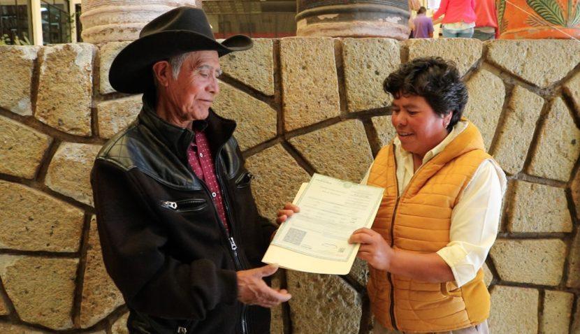 OTORGA EDOMÉX CERTEZA JURÍDICA CON CORRECCIÓN DE ACTAS DE NACIMIENTO