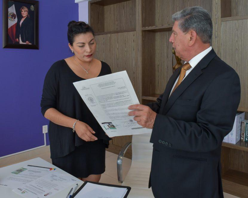 CERTIFICACIÓN Y EXPERIENCIA AVALAN A CONTRALORA DE ATIZAPÁN DE ZARAGOZA