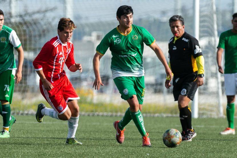 POTROS SE IMPONE A DEPORTIVO LEONES FC