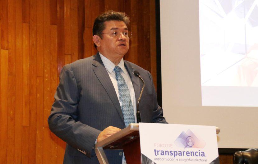NECESARIO COMBATIR CORRUPCIÓN Y CUMPLIR CON LA TRANSPARENCIA ELECTORAL: IEEM