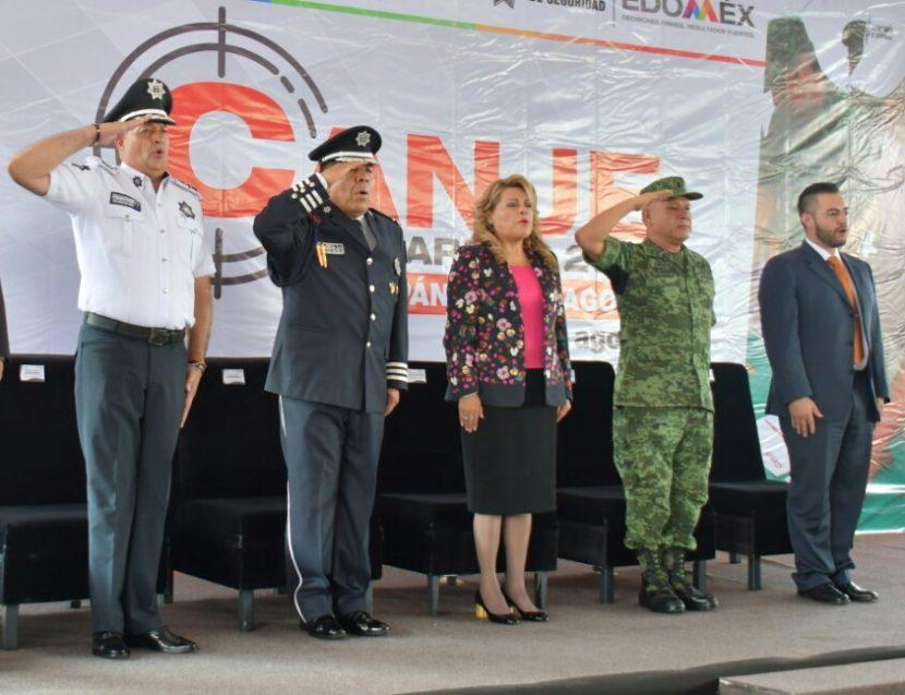 ATIZAPÁN DE ZARAGOZA, SEDE DEL INICIO DEL PROGRAMA DE CANJE DE ARMAS 2019