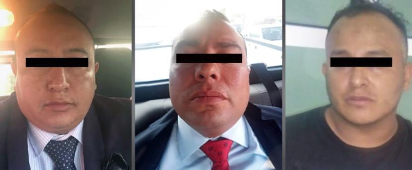 PROCESAN A TRES POLICÍAS DE TLALNEPANTLA POR SECUESTRO EXPRÉS
