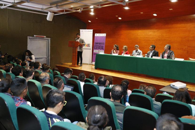 UAEM SEDE DEL CAMPAMENTO EMPRENDEDOR ESTATAL POSIBLE 2019