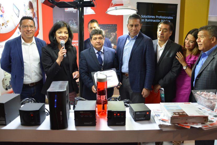 PARTICIPAN MÁS DE 30 EMPRESAS EN EXPO VENTA DE LA TECNOLOGÍA TOLUCA 2019