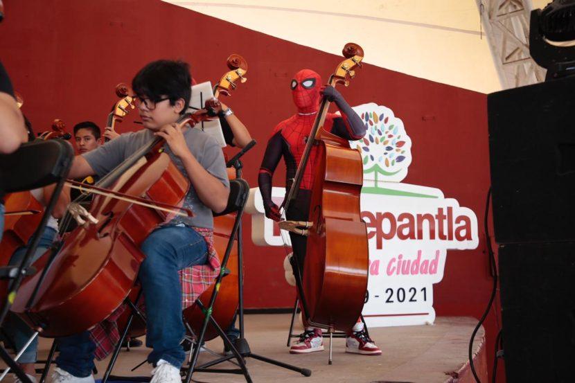 TLALNEPANTLA FESTEJA TERCER ANIVERSARIO DE LA ORQUESTA SINFÓNICA INFANTIL