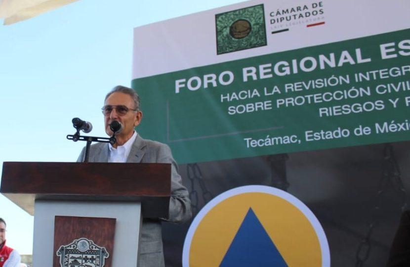 FORTALECEN MARCO JURÍDICO EN MATERIA DE PROTECCIÓN CIVIL Y GESTIÓN INTEGRAL DE RIESGOS