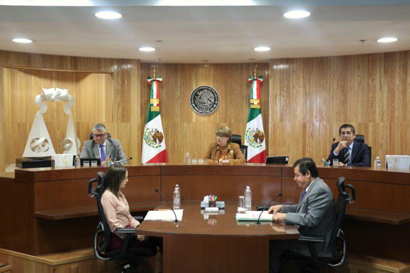 LA SALA REGIONAL DEL TEPJF CONFIRMA SENTENCIA DEL TEEM EN JUICIO CIUDADANO POR ELECCIÓN DE DELEGADOS EN ECATEPEC
