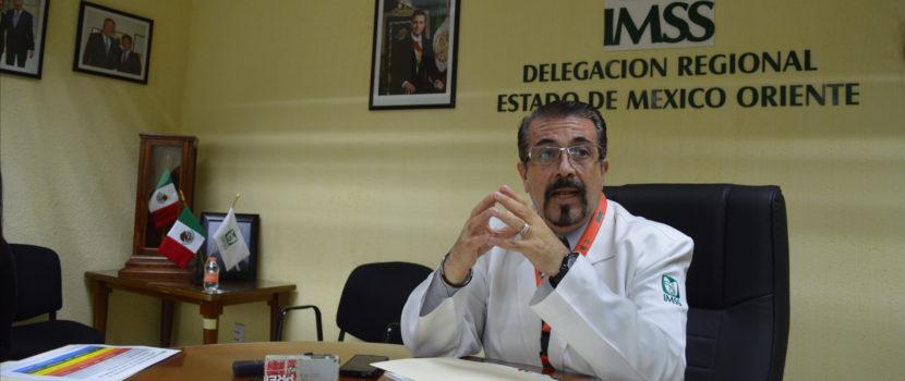 NO HAY NINGUNA PANDEMIA DE SARAMPIÓN: LEOPOLDO SANTILLÁN