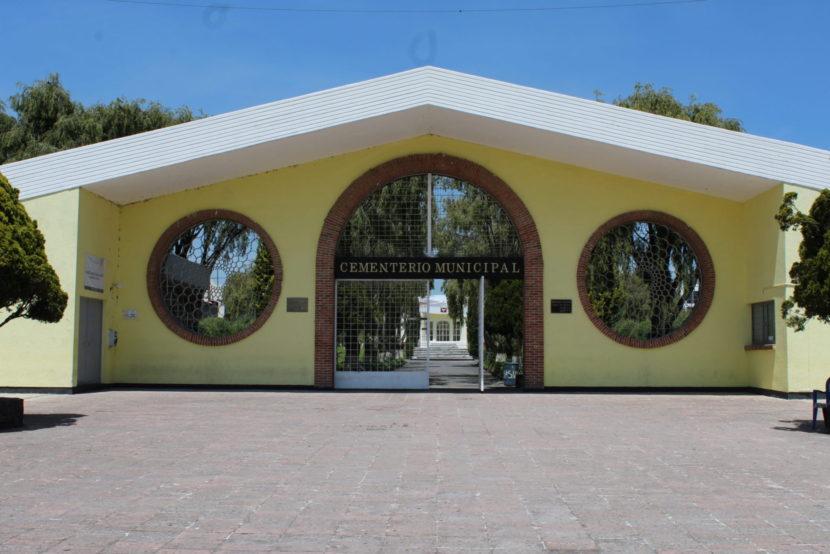 LLAMAN A REFRENDAR FOSAS AL CEMENTERIO MUNICIPAL Y PANTEÓN GENERAL