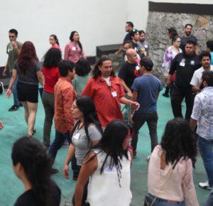 COMIENZAN ARTISTAS SEGUNDO ENCUENTRO PECDA PARA SU DESARROLLO CULTURAL