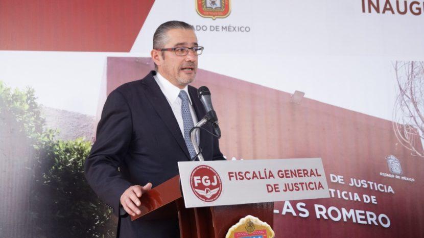 INAUGURA FGJEM AMPLIACIÓNDEL CENTRO DE JUSTICIA DE NICOLÁS ROMERO