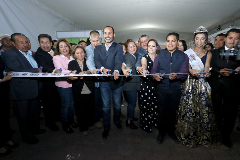 ORGANIZAN EN SAN MARTÍN DE LAS PIRÁMIDES 46 FERIA NACIONAL DE LA TUNA