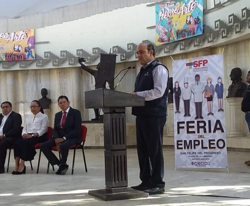 FERIAS DEL EMPLEO PARA QUE LAS PERSONAS SE INSERTEN AL MERCADO LABORAL