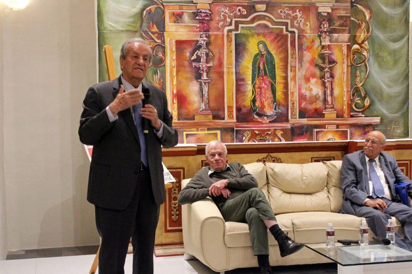 """RECUERDAN A """"LEOPOLDO FLORES ENTRE AMIGOS"""" EN MUSEO DE BELLAS ARTES DE TOLUCA"""