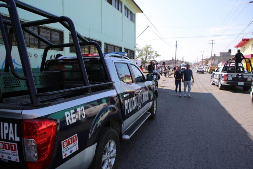 METEPEC RESGUARDARÁ A MÁS DE 50 MIL ALUMNOS DURANTE EL REGRESO A CLASES