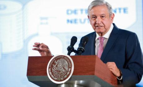 SE ACREDITA LA VÍA MEXICANA PARA ATENDER FENÓMENO MIGRATORIO: AMLO