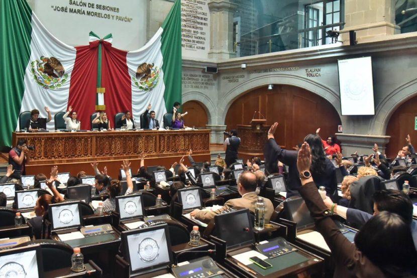 INICIARÁ LA 60 LEGISLATURA SU CUARTO PERIODO ORDINARIO DE SESIONES