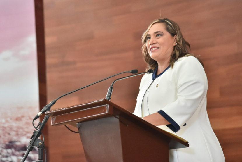 APOYO TOTAL Y SIN CONDICIONES A LAS MUJERES MEXIQUENSES: ROSA MARÍA PINEDA