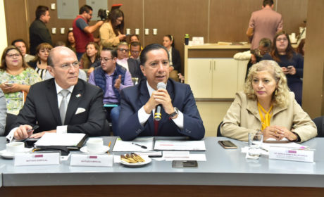 APRUEBAN EN COMISIONES QUE LA CODHEM CERTIFIQUE A DEFENSORES DE DERECHOS HUMANOS MUNICIPALES