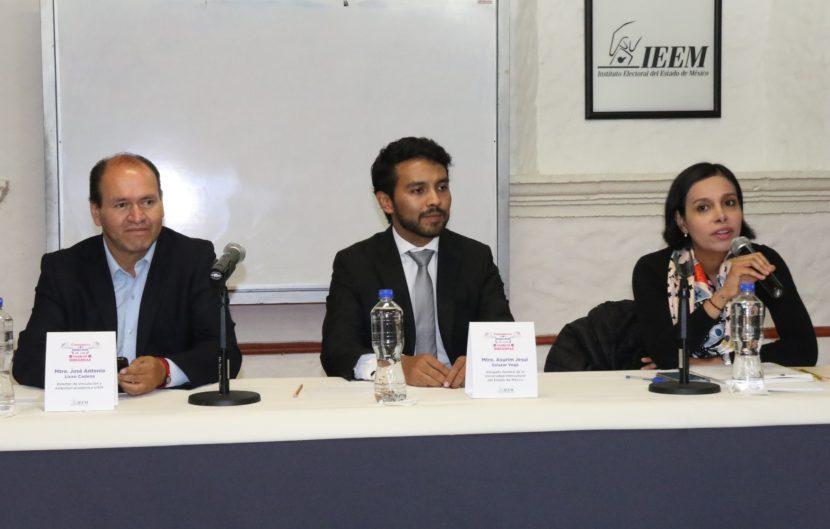 COMPROMETIDO IEEM EN EL FORTALECIMIENTO DE DERECHOS POLÍTICOS ELECTORALES DE LOS PUEBLOS INDÍGENAS
