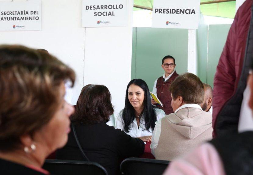 POLÍTICA DE GABY GAMBOA FORTALECE LA ECONOMÍA DE METEPEC