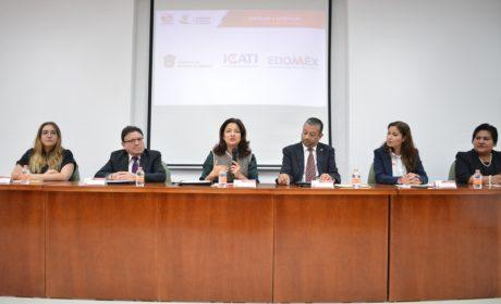 SUSCRIBEN CONVENIO DE COLABORACIÓN ICATI Y SUTEYM-ISSEMYM EN MATERIA DE CAPACITACIÓN